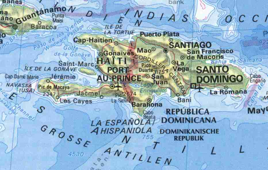 map of haiti and the dominican republic with Haiti Allgemein on Labadee as well Marjan besides VARS Caribbean furthermore Bimini Sun Set furthermore North America Flag Map 131701726.